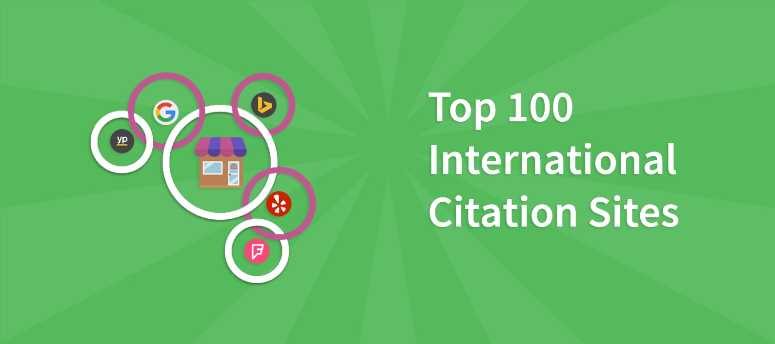 Top 100 International Citation Sites From BrightLocal